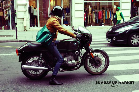 Sunday Up Market на неделе моды в Париже: streetstyle. Изображение № 8.