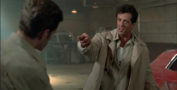 Сильвестр Сталлоне и его указующий палец. Изображение № 8.
