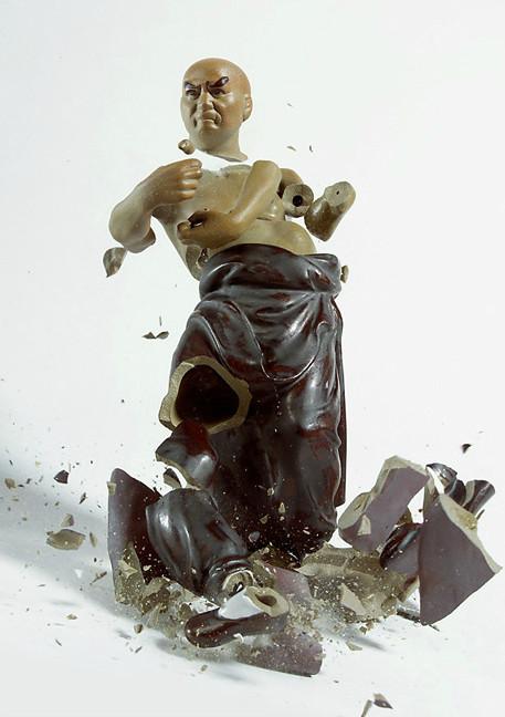 Когда разбитый фарфор становится искусством. Изображение № 11.