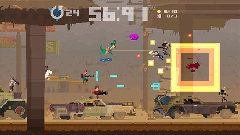 Инди-игра недели: Super Time Force. Изображение № 4.
