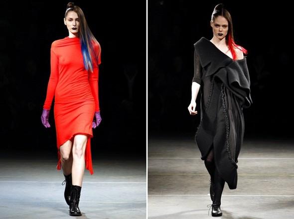 Показы Paris Fashion Week FW 2012: День 4. Изображение № 9.