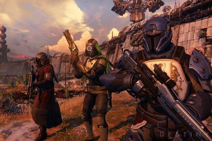Destiny окупила 500-миллионный бюджет в первый день продаж. Изображение № 1.