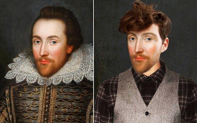 Уильям Шекспир. Изображение № 1.