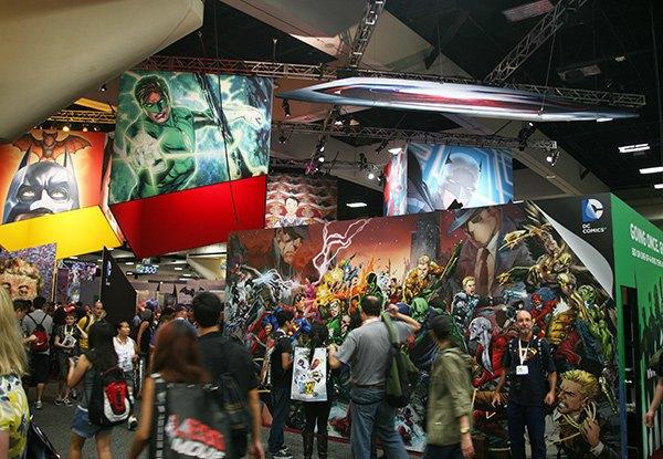 Comic-Com San-Diego. Изображение № 1.