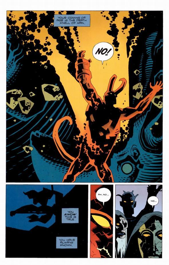 Hellboy. Изображение № 21.