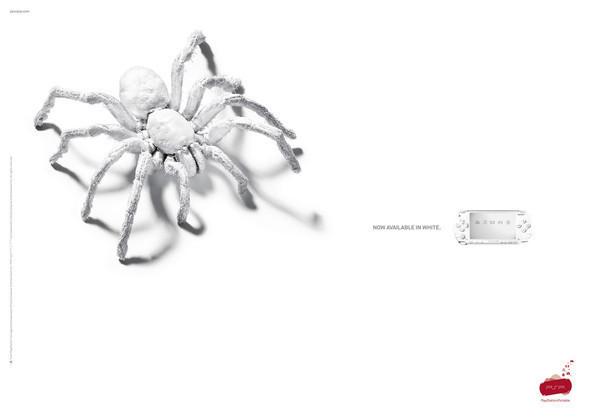 Рекламные плакаты Sony PSPи Sony Playstation 1, 2, 3. Изображение № 6.