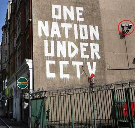 Изображение 2. Новая выходка арт-террориста Banksy.. Изображение № 2.