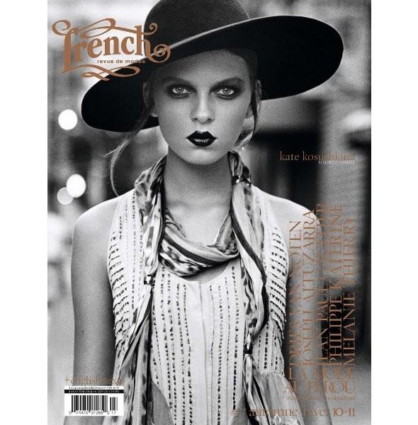 13 обложек нового номера French Revue de Modes. Изображение № 2.