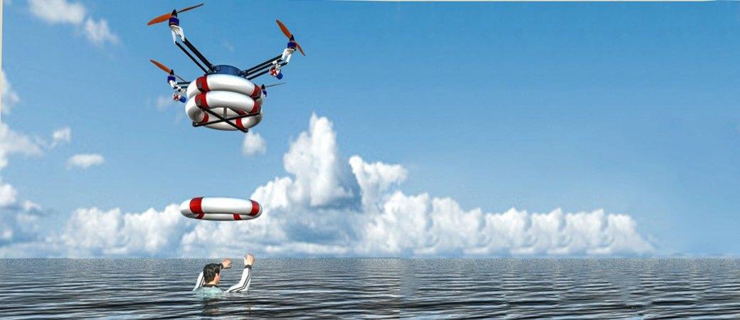 2013 — год дронов: 10 беспилотников, меняющих мир . Изображение № 8.