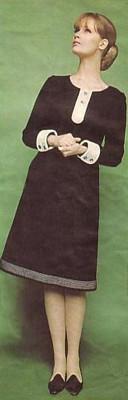 Мэри Куант о мод-девушках. Изображение № 3.