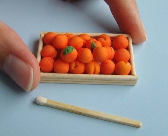 Еда в миниатюре. Изображение № 39.