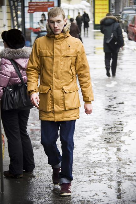 Изображение 8. Moscow street look.. Изображение № 8.