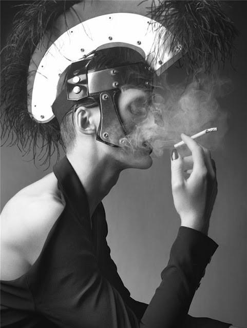 Архивная съёмка: Гарет Пью в объективе Сольве Сундсбо, 2007. Изображение № 1.