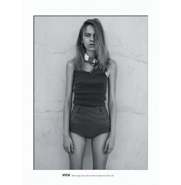 5 новых съемок: Interview, Russh, Vogue и Volt. Изображение № 25.