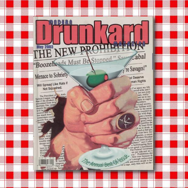 Съедобное-несъедобное: 10 журналов о еде и выпивке. Изображение № 9.