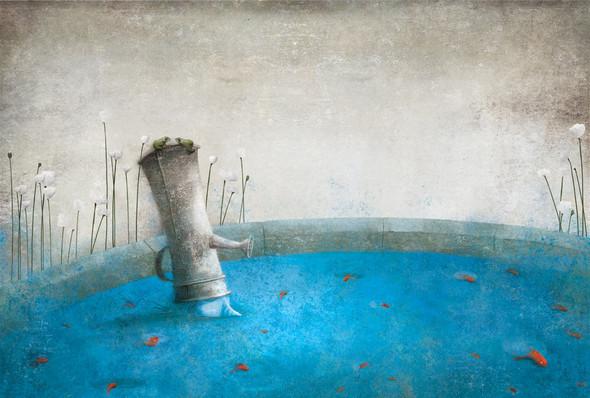 Luis Gabriel Pacheco - художник-иллюстратор. Изображение № 29.