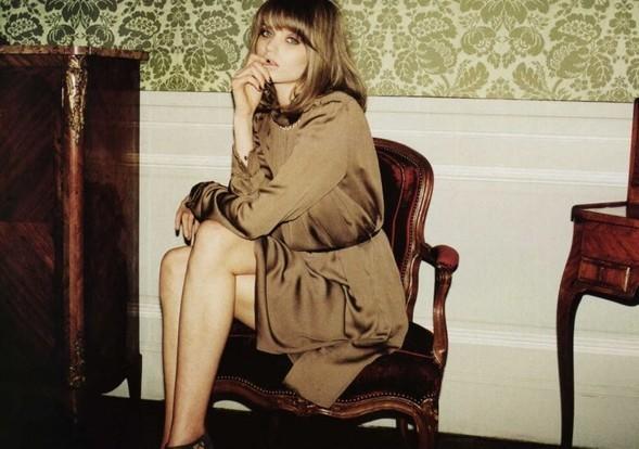 5 новых съемок: Elle, Harper's Bazaar, Numero и Vogue. Изображение № 40.