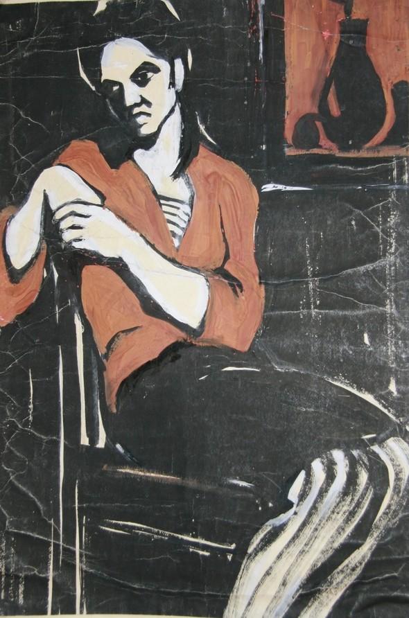 Голуб Л. - художник из СССР. Изображение № 4.