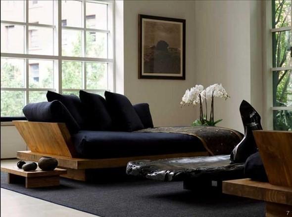 Изображение 2. Мебель и аксессуары для дома от Донны Каран.. Изображение № 2.
