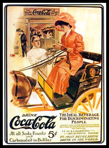 Изображение 3. Coca-cola – История бренда, история рекламы.. Изображение № 3.
