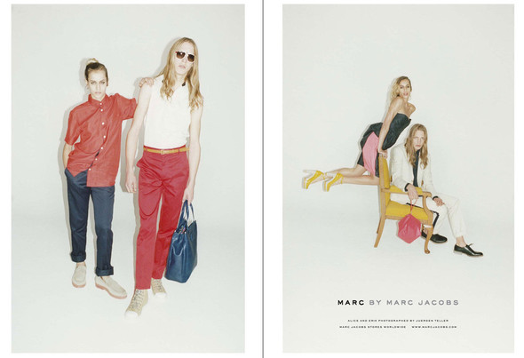 Кампания: Marc by Marc Jacobs SS 2012. Изображение № 3.