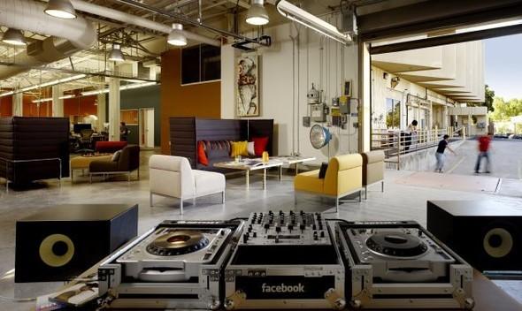Офис Facebook вПало-Альто. Изображение № 2.