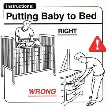 Инструкция поэксплуатации младенца. Изображение № 26.