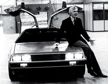 DeLorean – человек иавтомобиль опередившие время. Изображение № 2.