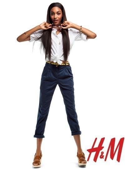 Изображение 8. H&M Romantic Preppy Spring 2011 Campaign.. Изображение № 8.