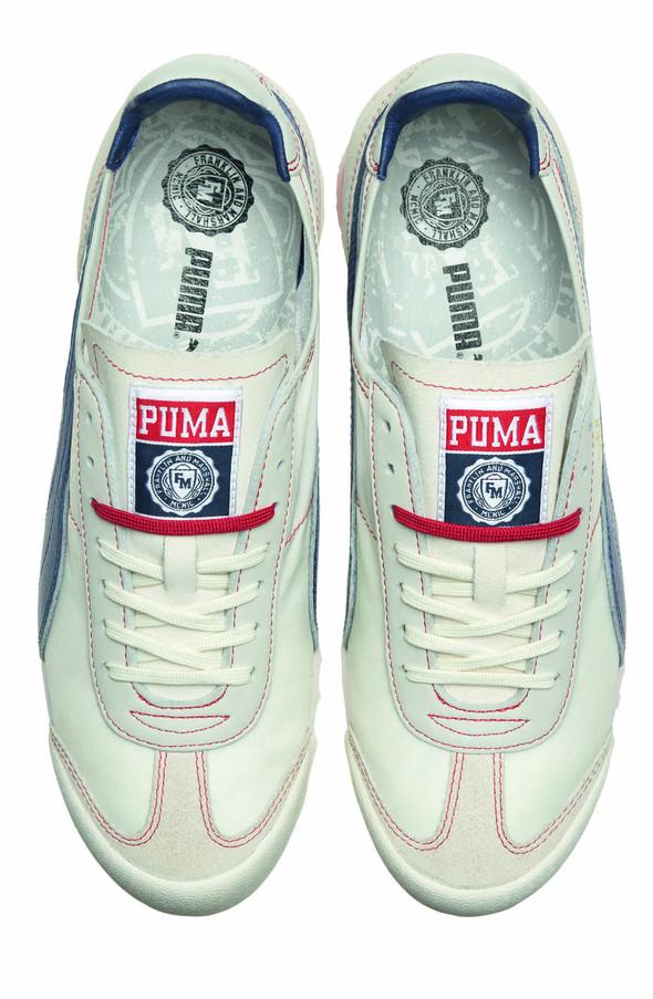 Puma Roma x Franklin & Marshall. Изображение № 3.