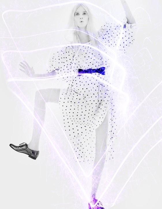 5 новых съемок: Elle, Harper's Bazaar, Numero и Vogue. Изображение № 7.