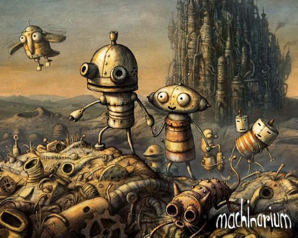 «Machinarium». Изображение № 5.