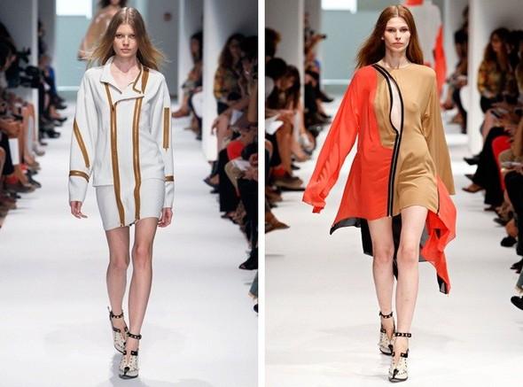Показы Paris Fashion Week SS 2012: День 2. Изображение № 6.