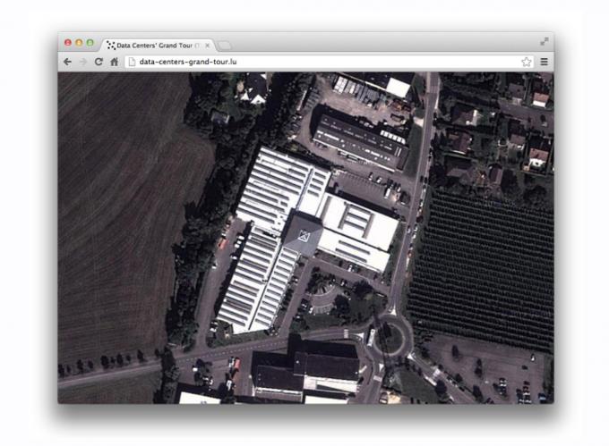 Дизайнер Лоруссо показал, «где живут веб-сайты». Изображение № 3.