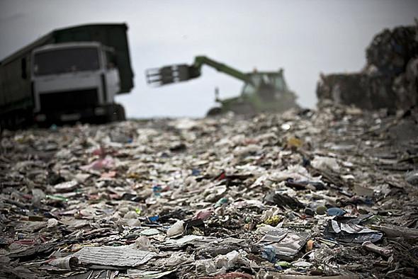 О грустном. Самые загрязненные места мира. Изображение № 17.