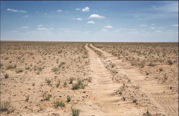 Западный Казахстан. Полуостров Мангышлак. Изображение № 24.
