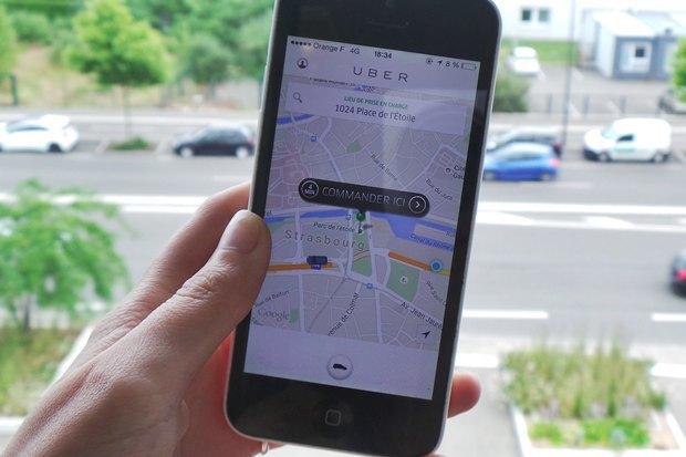 Во Франции арестовали глав местного отделения Uber. Изображение № 1.