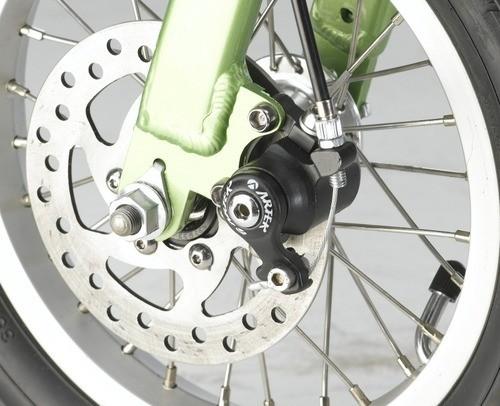 Складные велосипеды GENIUS. Изображение № 12.