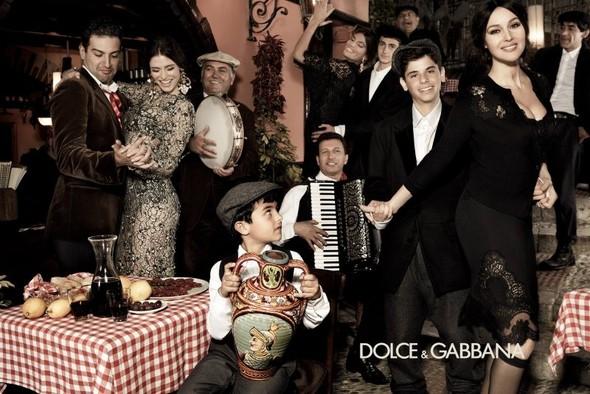 Кампании: Marc Jacobs, Dolce & Gabbana и другие. Изображение № 7.