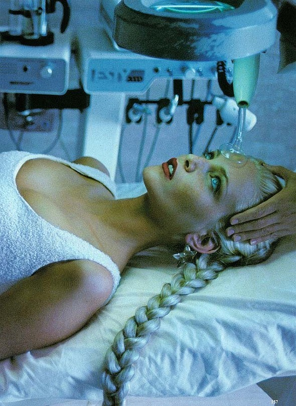 """Diary ofa Spa"". Vogue'94. Изображение № 10."