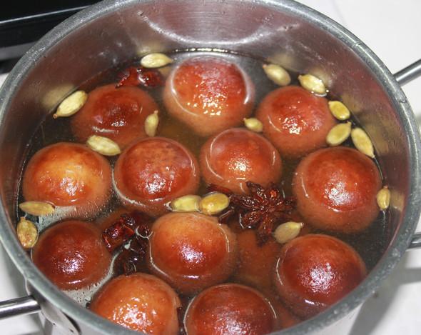 15 февраля прошел 1-й мастер-класс из цикла «Ведическик сладости». Изображение № 10.