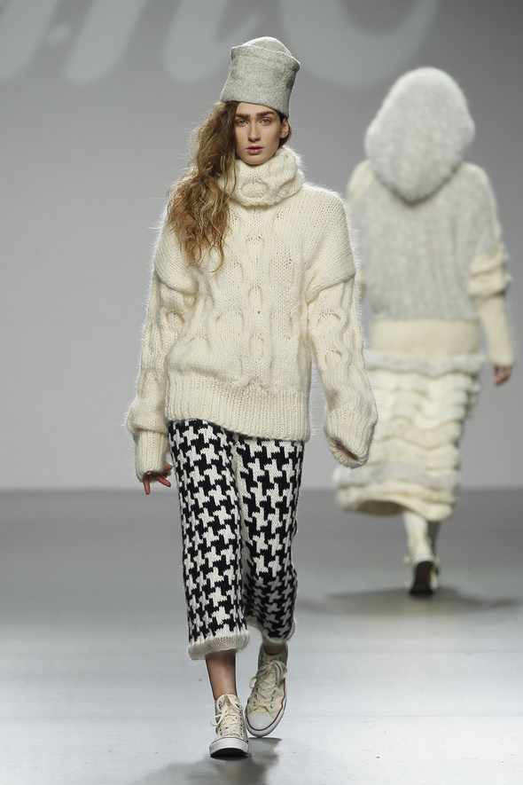 Madrid Fashion Week A/W 2012: Mercedes Castro. Изображение № 13.