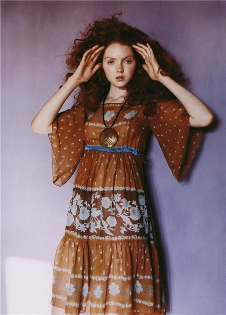 Lily Cole – top model doll. Изображение № 8.