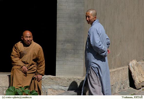 Китай, Утайшань. Изображение № 11.