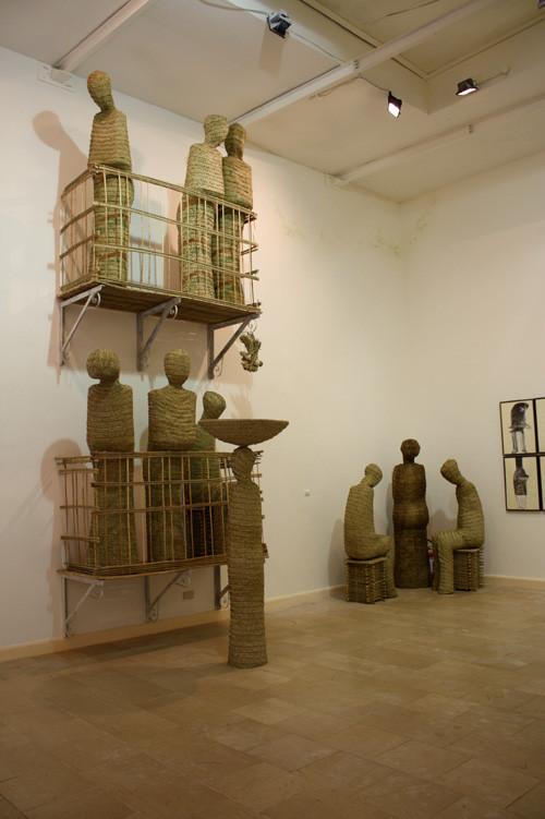 Международная выставка современного исскуства вВенеции. Изображение № 19.