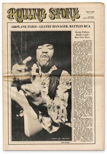 "Изображение 48. Выставка: Барон Уолмен ""The Rolling Stone Years"".. Изображение № 48."