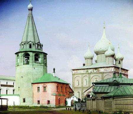 Пионер цветной фотографии Прокудин-Горский. Изображение № 16.