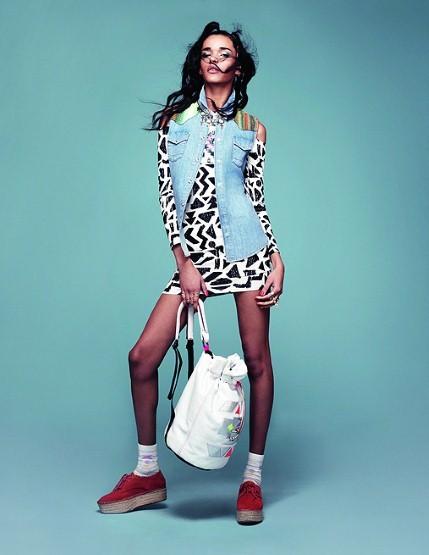 Лукбуки: Zara, Topshop, Massimo Dutti и другие. Изображение № 28.