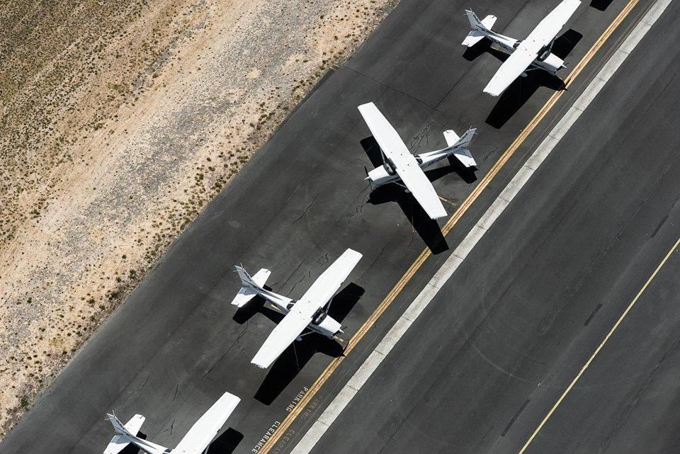 Фото: промзона Мельбурна, снятая свертолёта. Изображение № 2.
