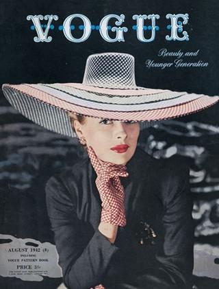 История глазами обложки Vogue (Британия). Изображение № 29.